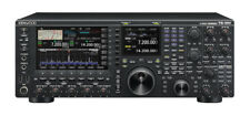 Kenwood TS-990S amateur radio  yaesu sp-9000, ldg dm-990 meters, mc60 heil mics