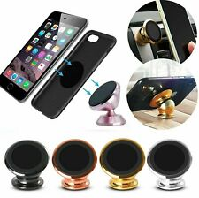 Universal 360 Magnetic Car Mount Cell Phone Holder Stand Dashboard For Iphone