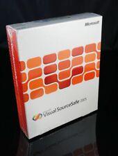 (NEW, SEALED) Microsoft Visual Studio 2005 SourceSafe