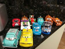 10 Lot Fisher Price Shake N Go Disney Cars Toys Story And Others