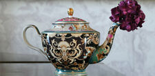 Baci milano - Tea Time - Diffuser Teapot Big with Flower - Dealer