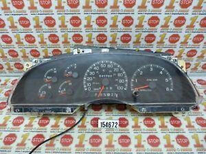 97 98 FORD F150 F250 MPH INSTRUMENT CLUSTER SPEEDOMETER F75F-10849-LA 342K OEM