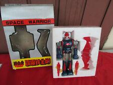 "DANGUARD ACE ROBOT Diecast 5"" 1 Shogun space Warrior IN BOX TAIWAN CIRCA 80's"
