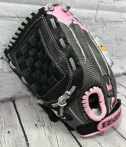 "Louisville Slugger Youth Deva EZ-LOC Softball Glove Left Handed Throw 9.5"" NEW"