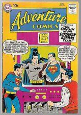 ADVENTURE COMICS #275 SUPERMAN BATMAN TEAM-UP 6.5 FN+