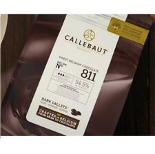 Callebaut 811 Dark Chocolate 2.5kg