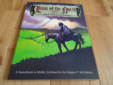 Ars Magica RPG 3rd Edition: Lion of the North Supplement (VF+)