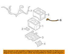 HYUNDAI OEM 11-13 Sonata 2.4L-L4 Battery-Negative Cable 371803Q010