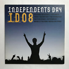 INDEPENDENTS DAY ID08 - COMPILATION * LP VINYL * FREE P&P UK * IDRLP20 * VARIOUS