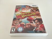 Power Punch (Nintendo Wii, 2010) WII NEW