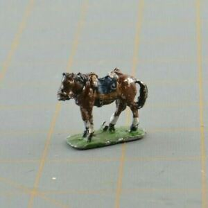 """Soldier Military Horse Men 1"""" 1:72 1/72 Scale Miniature Small Animal Figure"""