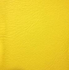 Yellow Marine Grade Vinyl- Upholstery sold by the Roll 30 yards- like Naugahyde