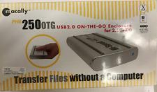 MacAlly USB 2.0 HDD Metal Enclosure - 2.5in IDE/ATA - PHR-250OTG