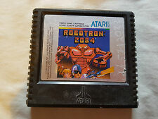 ROBOTRON 2084 Atari 5200 Game