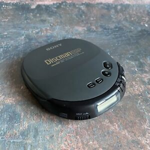 Vintage Sony Discman ESP D-245 Portable CD Player - Tested Working