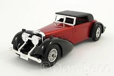 MATCHBOX Models of Yesteryear Y-17 - 1938 Hispano Suiza - Box - TOP