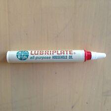 Lubriplate All-Purpose Household Oil,Fishing,Gun,Sewing,Lock,Hinge,Small Motor