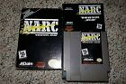 NARC (Nintendo Entertainment System NES, 1990) Complete In Box GOOD B