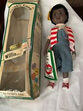 Sarah'S Gang Attic Willie Doll 1996 Sandy Teaching Dolls 10.5�