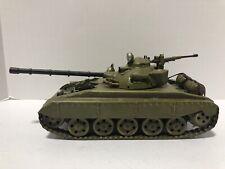 Military Toy Model 1:25 USSR Soviet Tank T-72 Series Russian Tanks Handmade