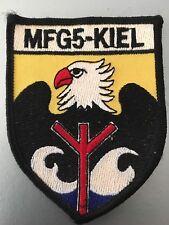 Ricamate patch MFG 5 Marine aviatori Squadriglia Kiel German Navy Seaking SAR