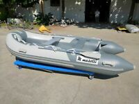gommone tender 330  Masotti pavimento alluminio e chiglia a V gonfiabile