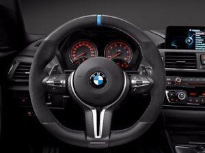 BMW M Performance M2 Alcantara Steering Wheel 32302413014 LLOYD CARLISLE