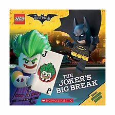 The Joker's Big Break (The LEGO Batman Movie: 8x8) Free Shipping
