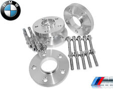 4 17mm BMW Hubcentric Wheel Spacers W/ 20 Lug Bolts E36 E46 323 325 328 330 M3