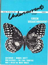 Undercurrents Magazine No.57 November 1982 - Alternative Technology