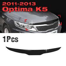 Acrylic Hood Guard Molding B110 for KIA 2011 2012 2013 Optima / K5