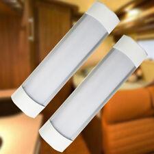 2X 12V RV Ceiling Panel LED Lights Slim Under Cabinet Lighting Car Camper Trucks