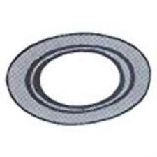 Collar Stove Pipe 24ga 4in Gld