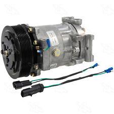 A/C Compressor-New Compressor 4 Seasons 58553