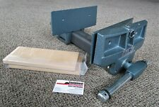 """Wilton 4"""" x 10"""" Pivot-Jaw Woodworkers Vise with Rapid Action ~ Model 79A"""