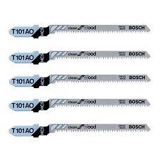 Bosch T101AO dur bois lames de scie sauteuse