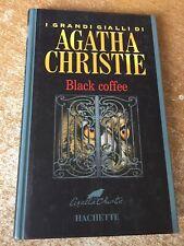 I Grandi gialli di Agatha Christie Black Coffee 2002 Hachette