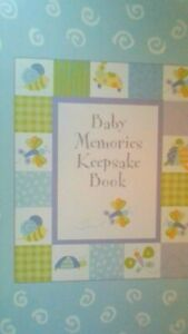 """NEW SEASONS - BABY FIRST FIVE YEARS MEMORY BOOK 10.5"""" X 11.5"""" 60 PAGES BOY/GIRL"""