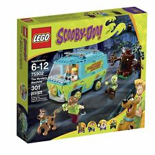 Lego Scooby Doo - The Mystery Machine (75902) - Set Brand New Sealed In Box