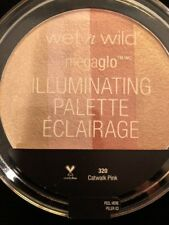 CVS Wet & Wild Mega Glow Illuminating Palette #320 Cat Walk Pink Face Makeup.