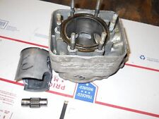 SKIDOO-ROTAX-BOMBARDIER TYPE 582 MOTOR PARTS: MAG side JUG-PISTON- pin- bearing
