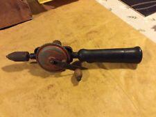 Carrington vintage Hand Drill - the Robin -