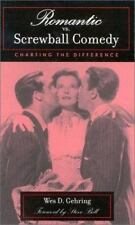 Studies in Film Genres: Romantic vs. Screwball Comedy : Charting the...