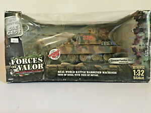 Forces Of Valor 1944 German Panther Ausf.G Germany 1/32 Scale