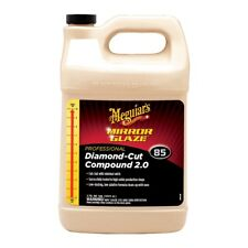 Meguiar's M8501 Mirror Glaze Diamond Compound Cut 2.0 Gallon