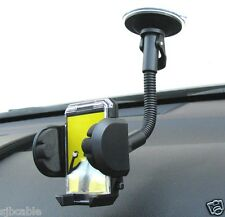 Universal Windshield CAR MOUNT HOLDER FOR CELL PHONE GPS iPhone 4 4S 5 5S