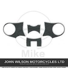 Honda VFR800X Crossrunner 2011-2016 Carbon Top Yoke Fork Protector Sticker Cover