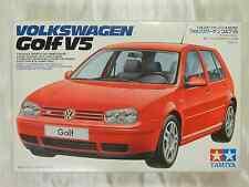 Tamiya 1/24 Volkswagen Golf V5 model kit 24197