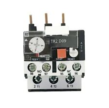 Sector T Range Thermal Overload Relay Contactor 4 - 6 Amp TR2 - D09310 Range
