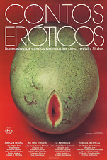 35mm Feature EROTIC STORIES-1980. Italian language of Brazilian film.